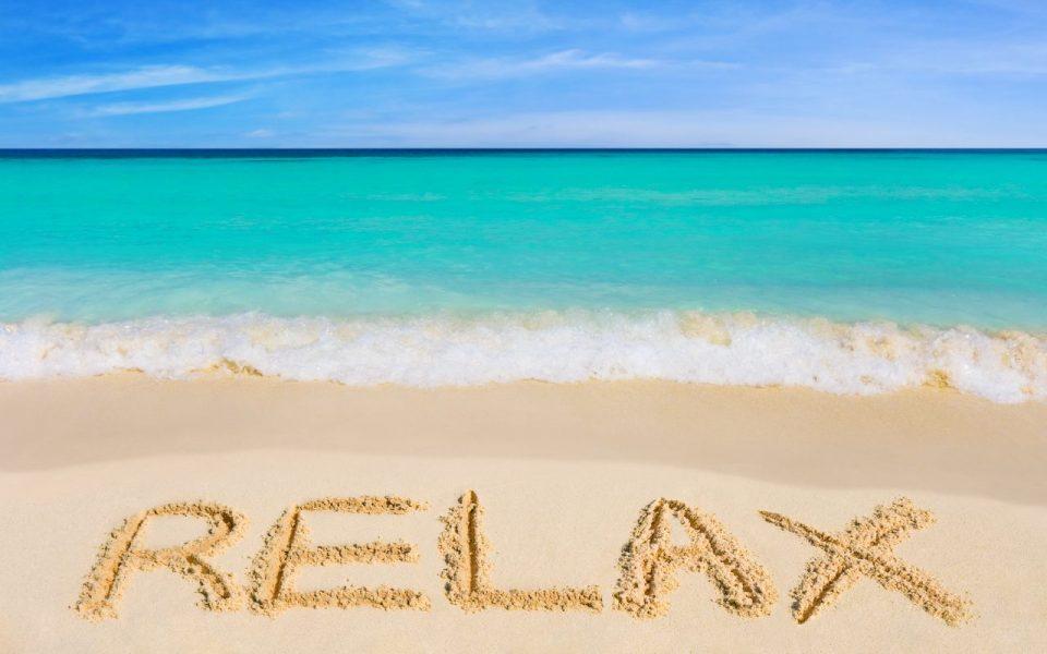 Foto para site matéria relaxar é preciso