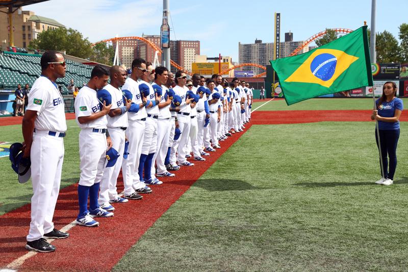 2016 World Baseball Classic Qualifier – Game 3: Brazil v. Israel