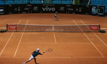 Brasil Open de tênis recruta voluntários para  trabalhar no evento; saiba como se inscrever