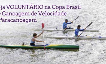 URGENTE – Copa Brasil de Canoagem recruta voluntários para trabalhar
