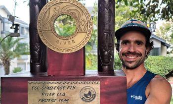Corrida de aventura, entrevista Marco Rossini Amsalem, que participou da ECO-CHALLENGE FIJI.